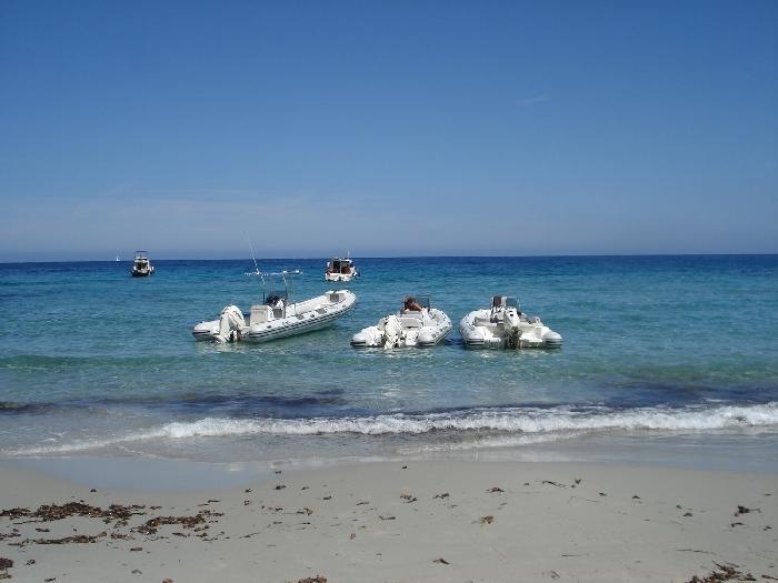 BSC sur L'île de Porquerolles