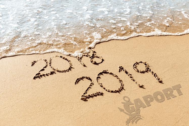 Gaport bonne année 2019