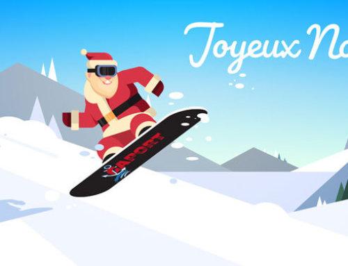Toute l'équipe Gaport vous souhaite un Joyeux Noël !