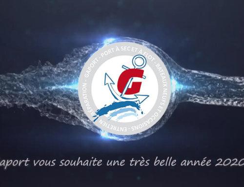 Toute l'équipe Gaport vous souhaite une belle année 2020 !